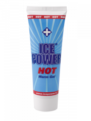 ICE POWER HOT LÄMPÖGEELI 75 ML