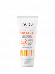 ACO SUN LOTION INTOLERANCE SPF 50 100 ml
