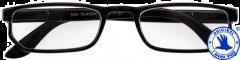 Lukulasit Classic G0300 +1.0, musta +1.00, MUSTA